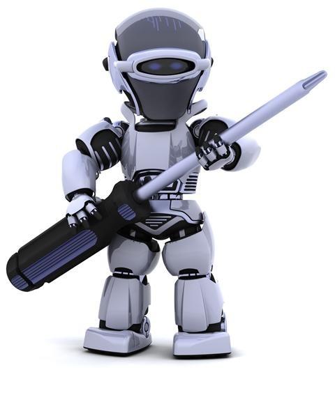 22的机器人产品