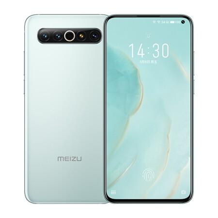 魅族17Pro 骁龙865 旗舰5G手机 6400W像素6