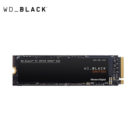 西部数据500GB SSD固态硬盘WD_BLACK SN750